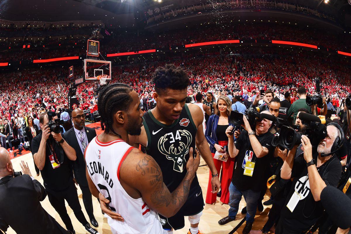 Eastern Conference Finals - Milwaukee Bucks v Toronto Raptors