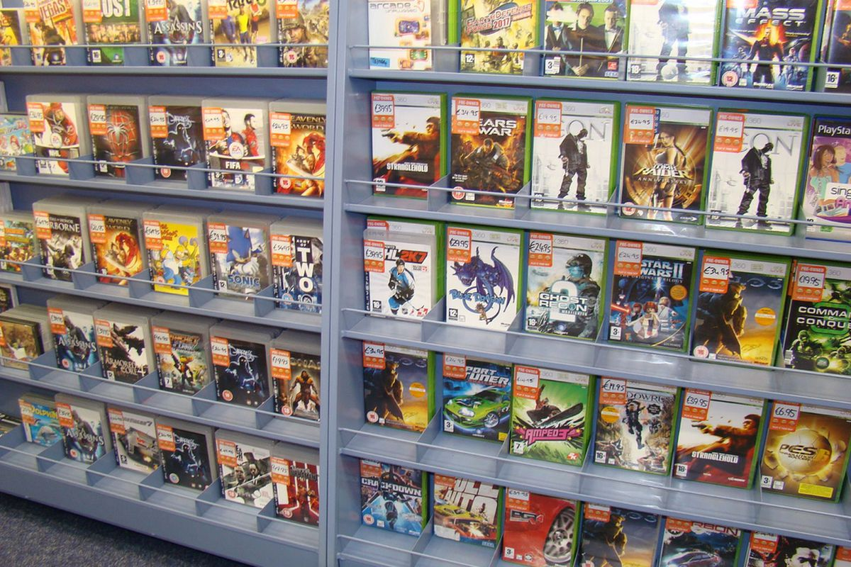 All Games For Xbox 1 : Report all xbox one games must be installed secondhand