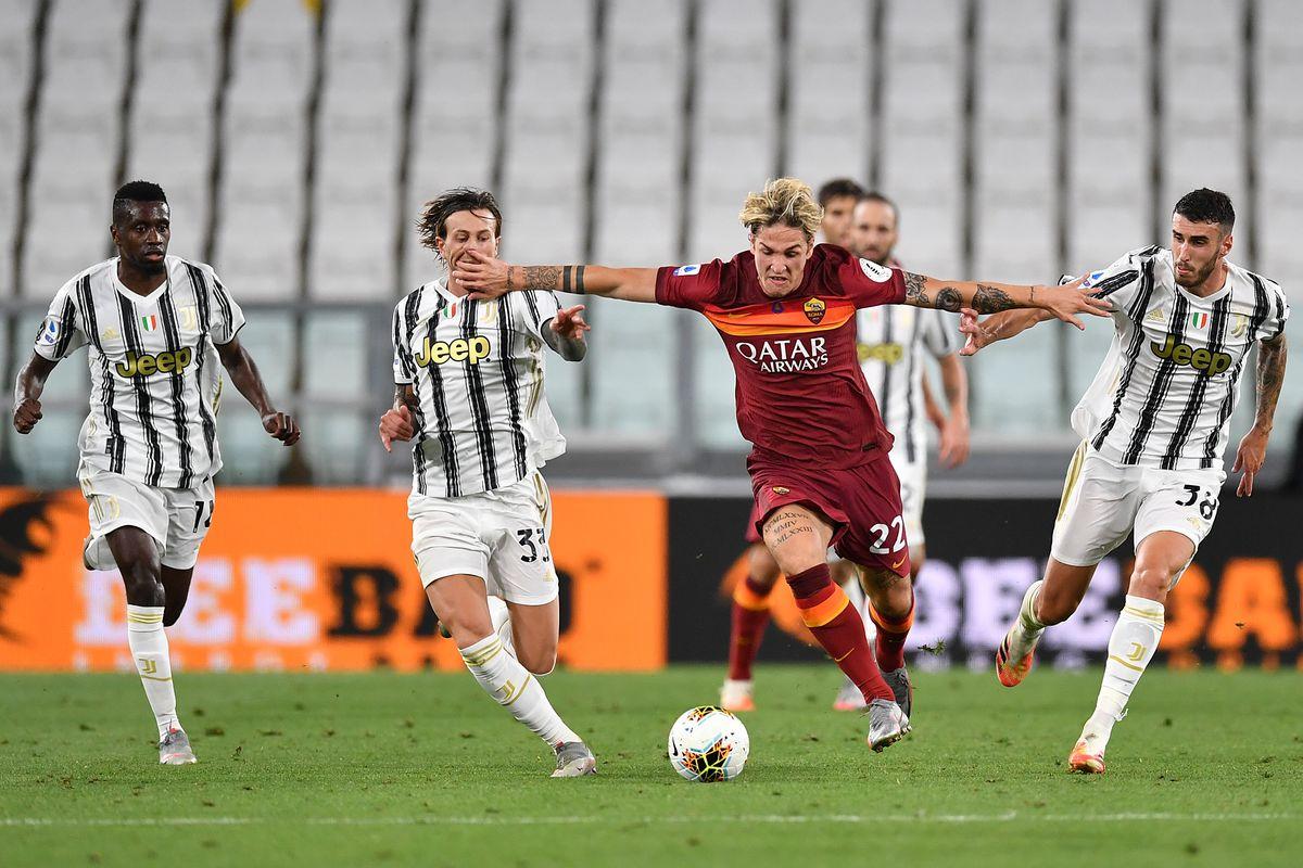 Juventus 1 Roma 3 Match Highlights Chiesa Di Totti