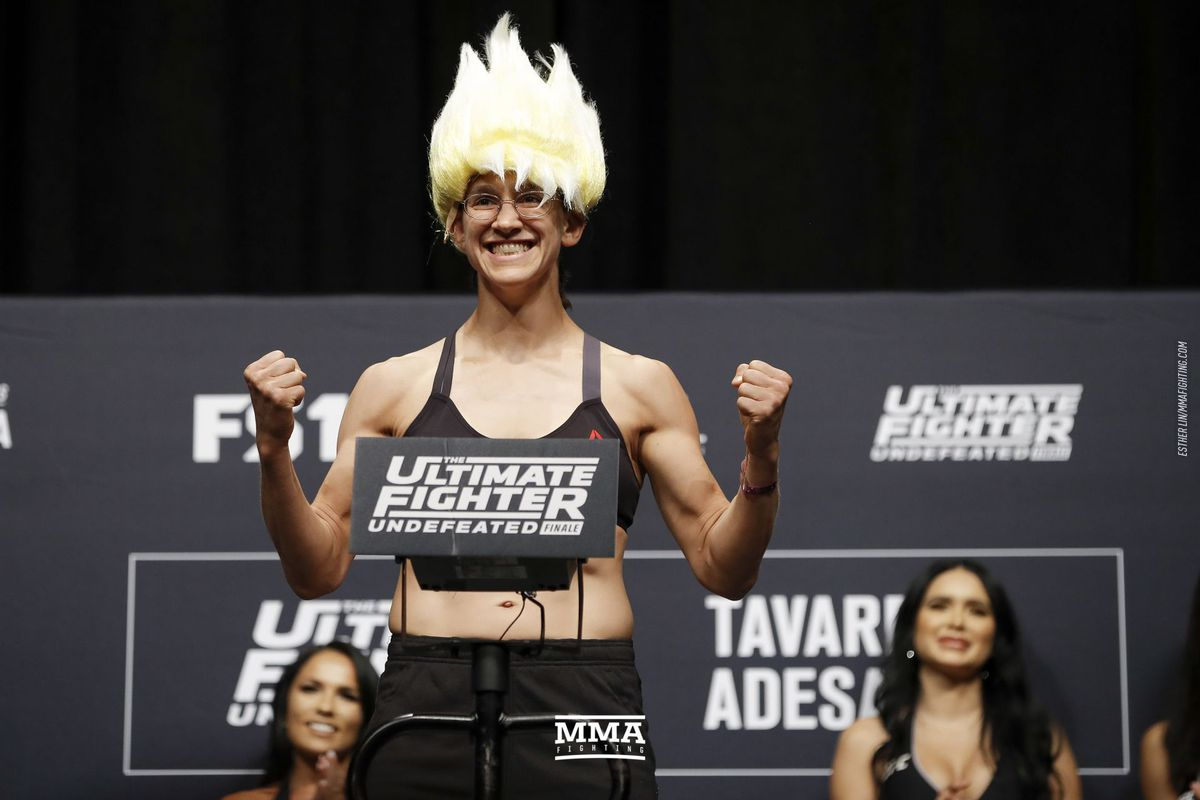 Roxanne Modafferi to meet replacement Jennifer Maia at UFC San Antonio