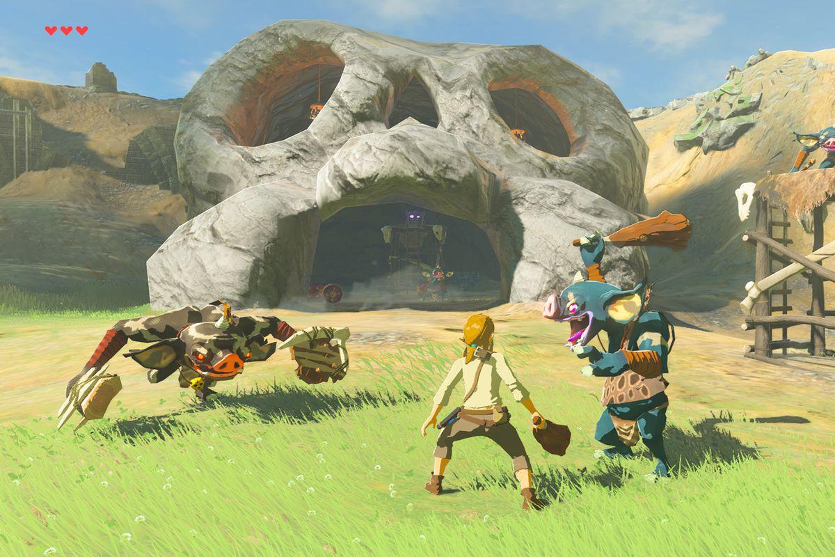 Zelda ist zurück und macht vieles anders als in den Vorgängern: Breath of the Wild bieten Spielern mehr Freiheit, keine nervigen Tutorials und viele.