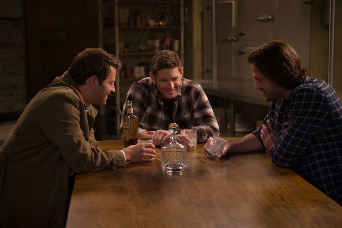 Supernatural's 15th season will be its last - Vox