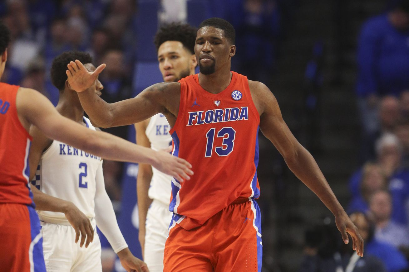 The Florida Gators are among the bubble teams in action on this Championship Week Thursday.