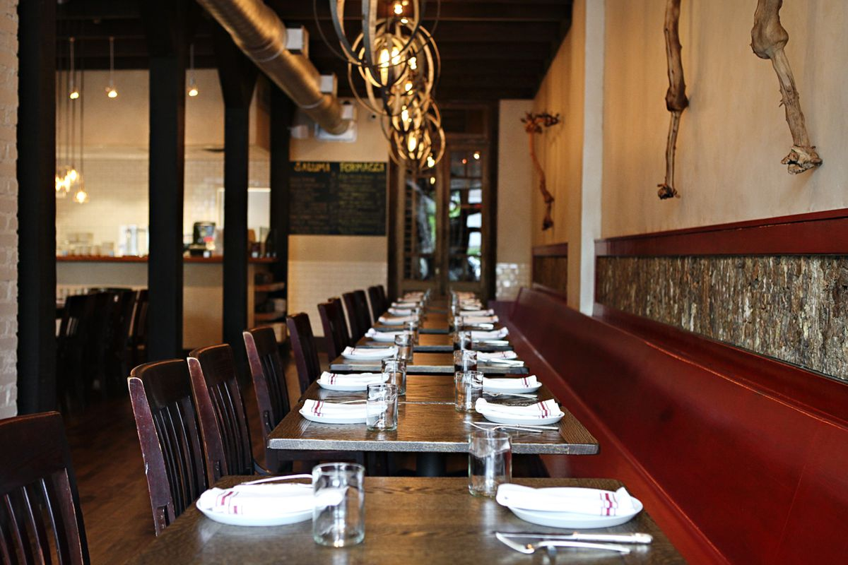 Take a Tour of Terzo, Broders\' New Wine Bar - Eater Twin Cities