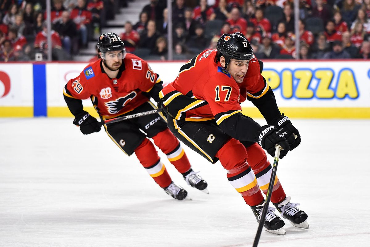 NHL: DEC 07 Kings at Flames
