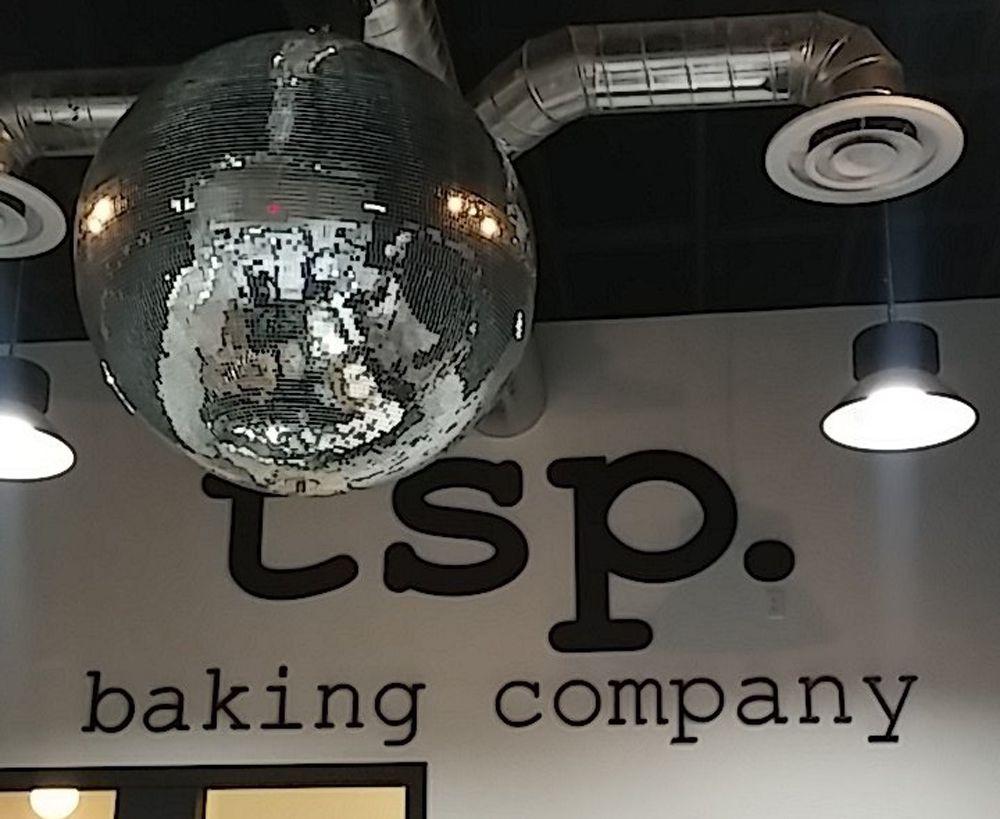 Tsp Baking Company interior
