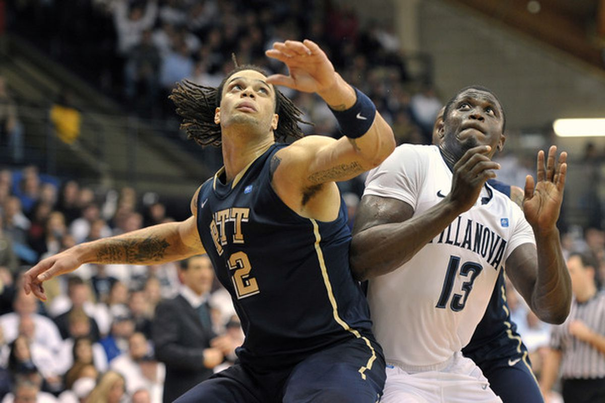 Things are looking up for Pitt (Photo by Drew Hallowell/Getty Images)
