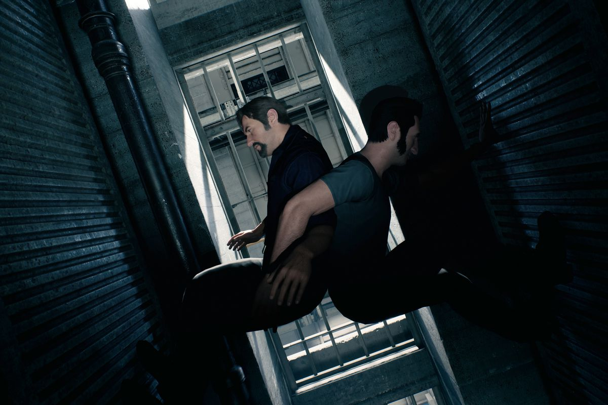 A Way Out's gameplay is forgiving, and that's why I love it