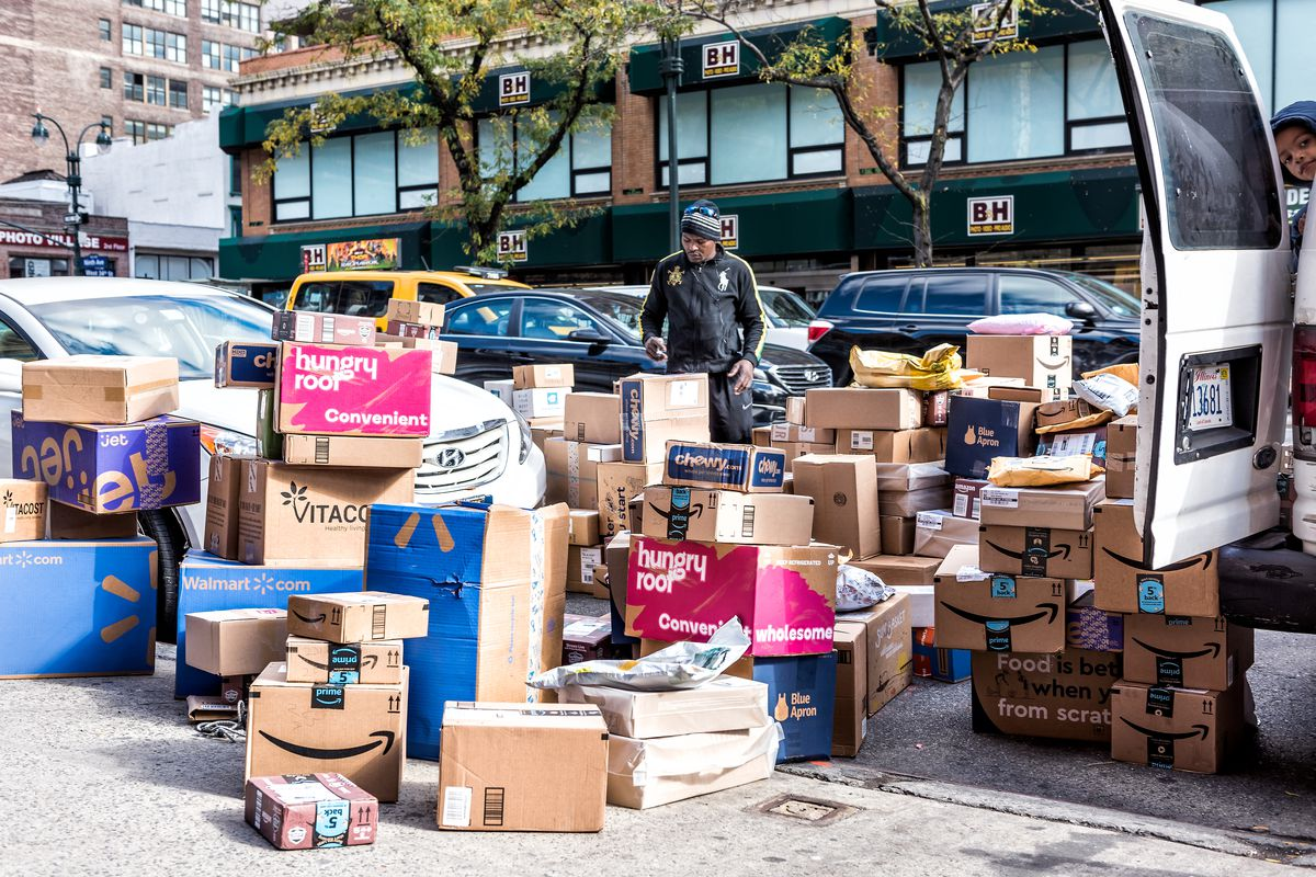96be7dd88450 How online shopping snarls traffic on city streets - Curbed