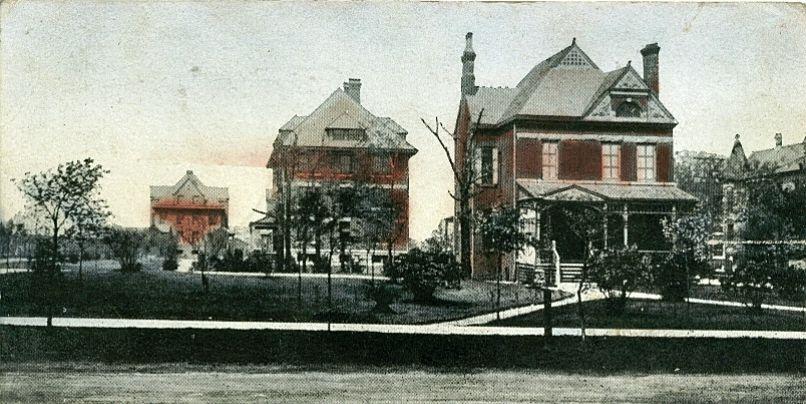 chicago lutheran seminary wrigley 1909