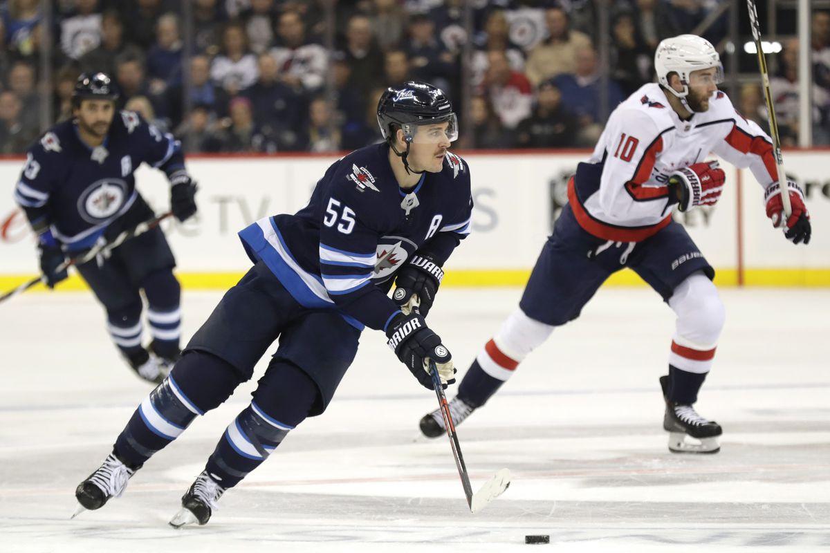 Capitals vs. Jets Recap  Winnipeg Wrestles a Win Against Washington ... ad19f4ade5da