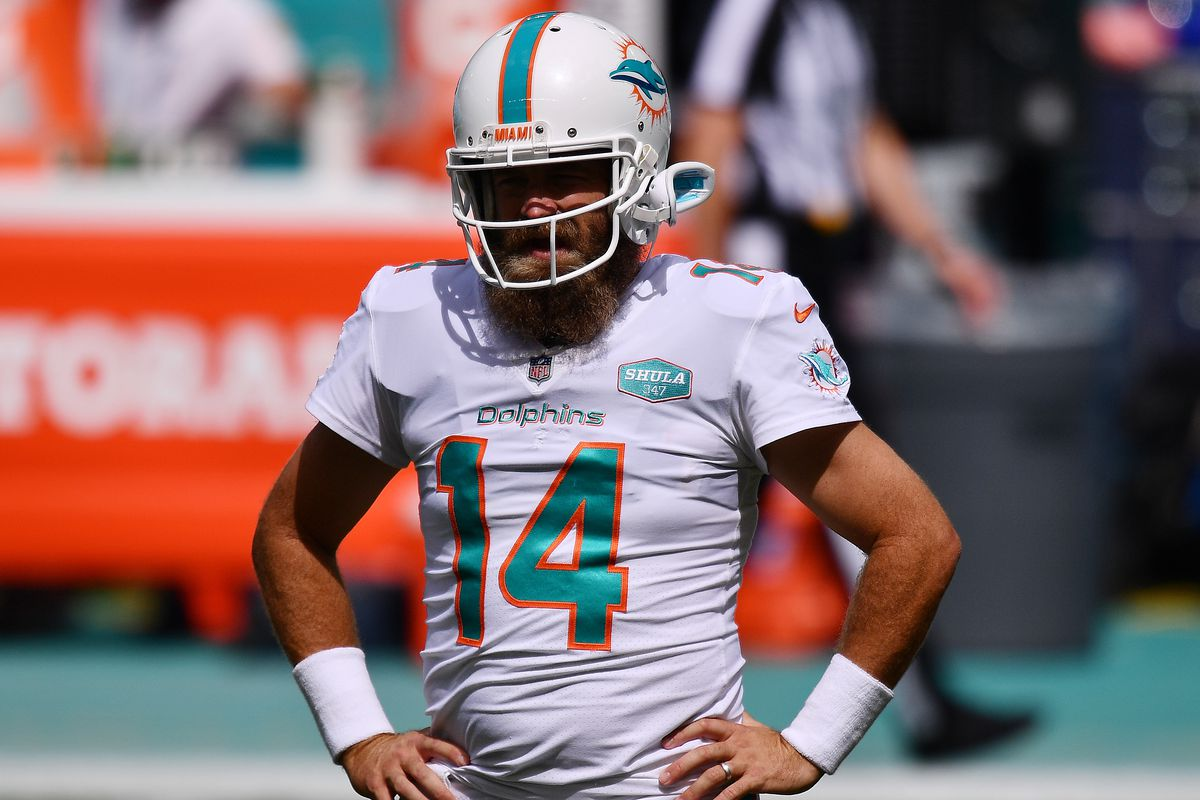 Los Angeles Rams v Miami Dolphins