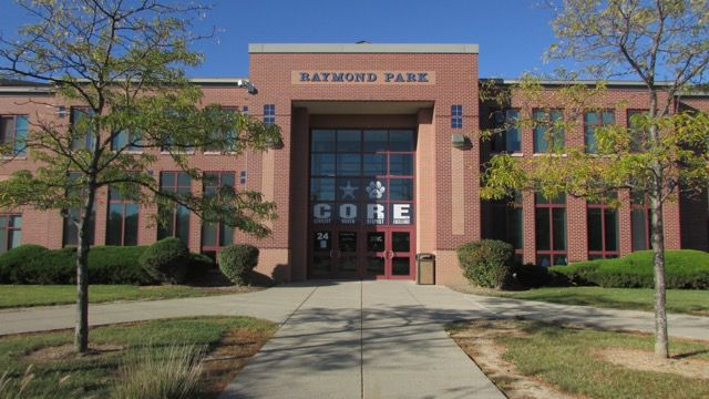 After several years of rising test scores, the ISTEP passing rate at Warren Township's Raymond Park Middle School slipped in 2014.