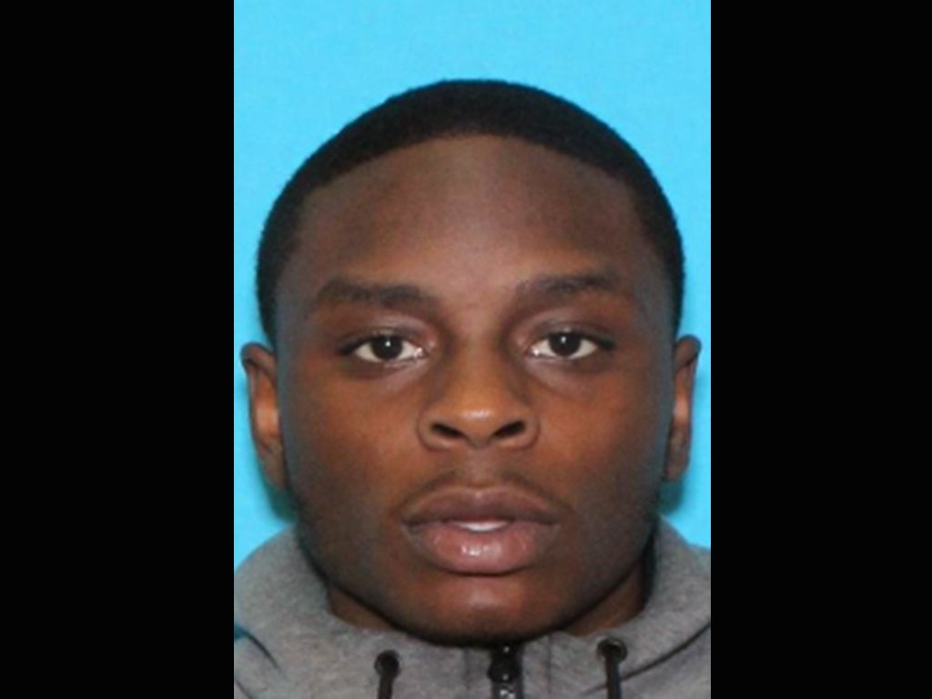 Jakharr Williams, 19, of University Park, is wanted for a shooting at Orland Square Mall. | Orland Park police