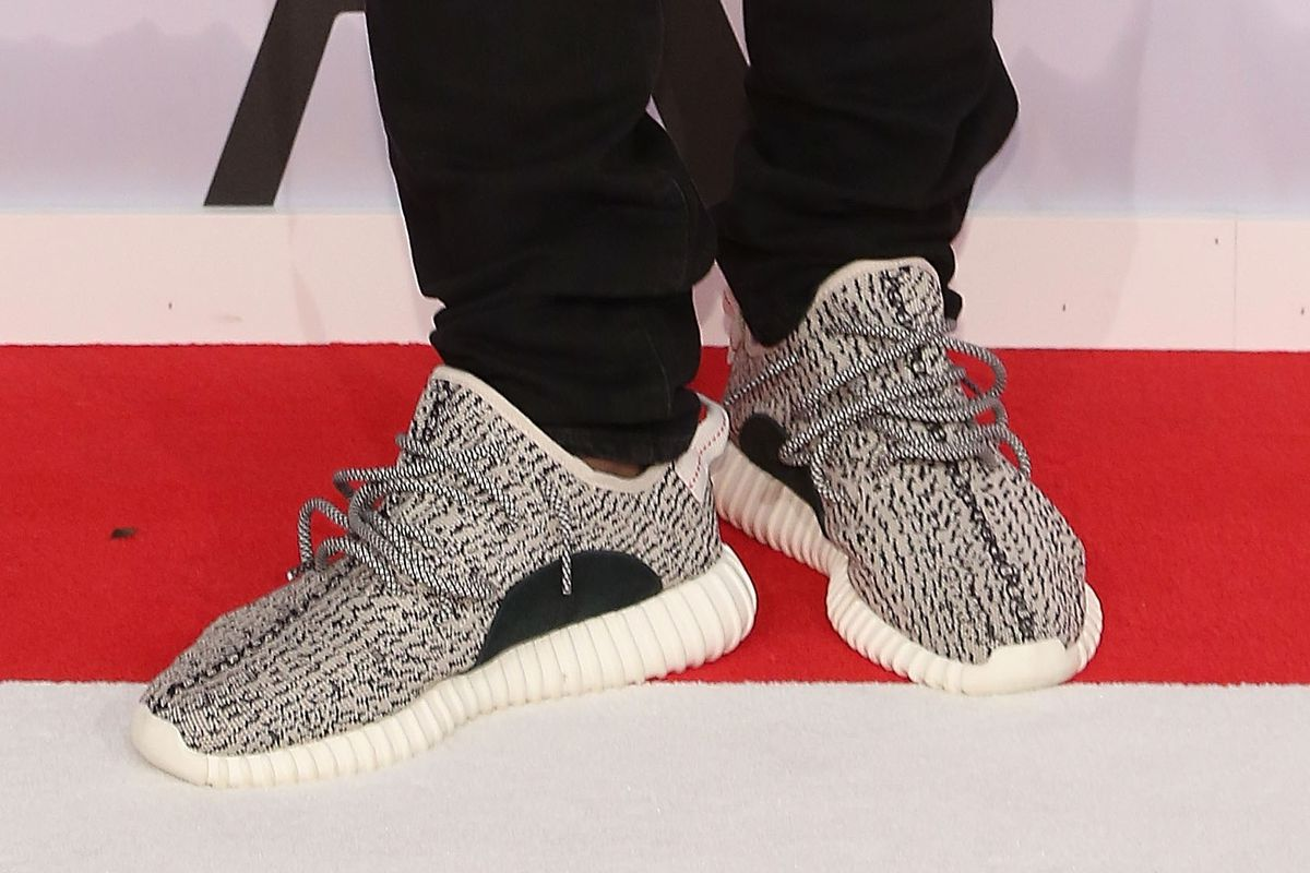 new concept 68257 8cbfd Kanye's Yeezy Boost 350 Are Selling for Thousands on eBay ...