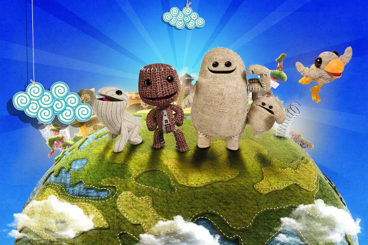 how to change character little big planet 3