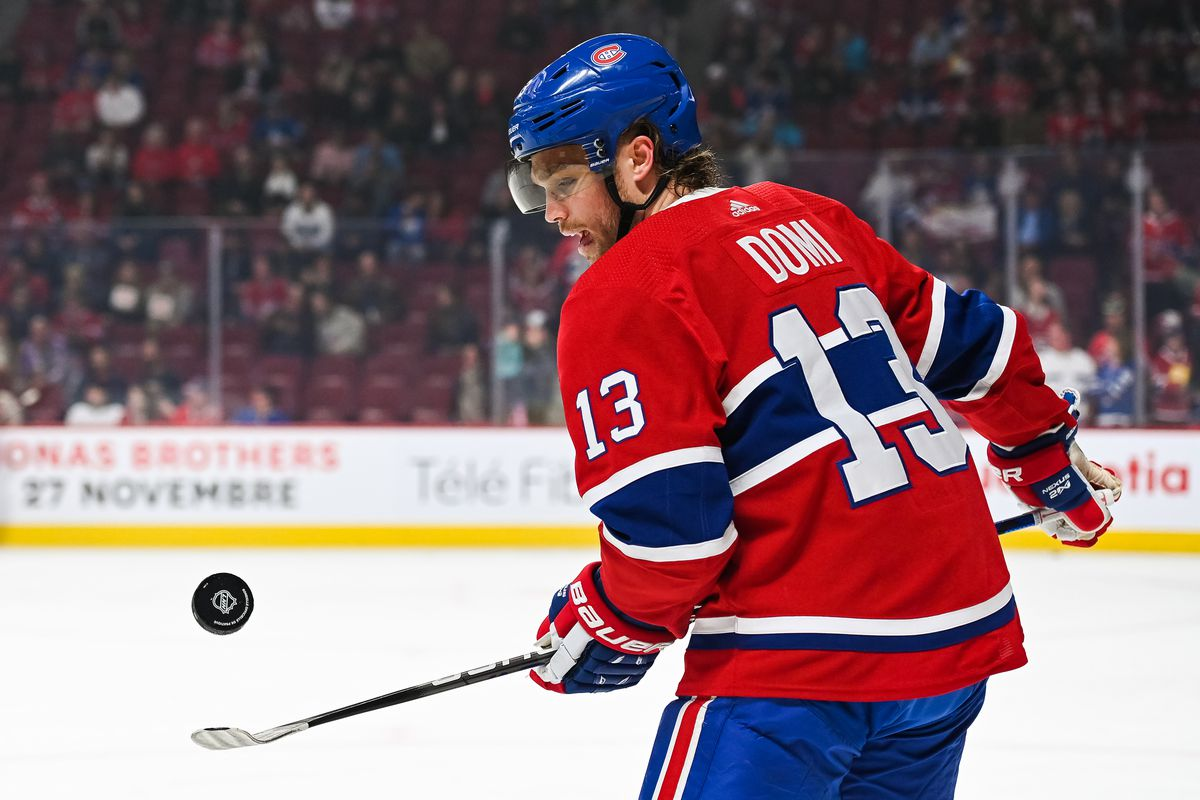 NHL: OCT 26 Maple Leafs at Canadiens