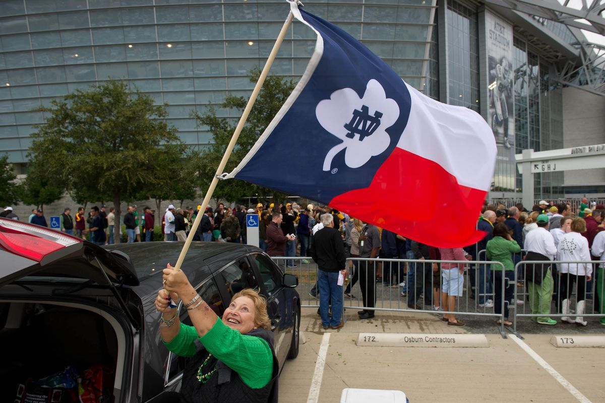 Conference Realignment: Could Notre Dame and Texas Be the Long Game