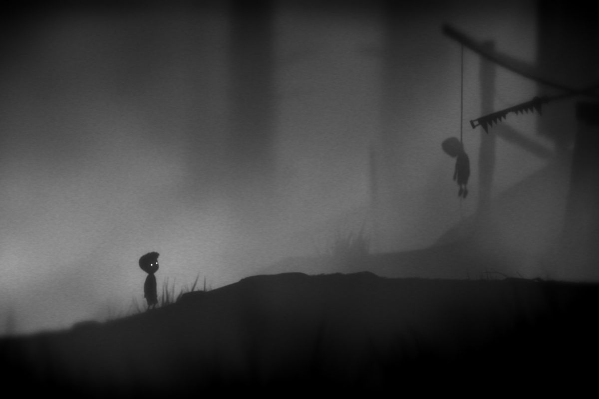 Image result for limbo game