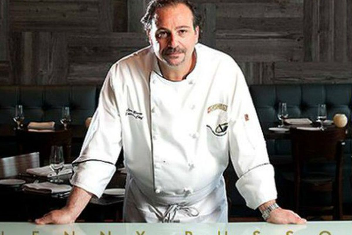 Kick off Lenny Russo's new cookbook with a dinner this Saturday