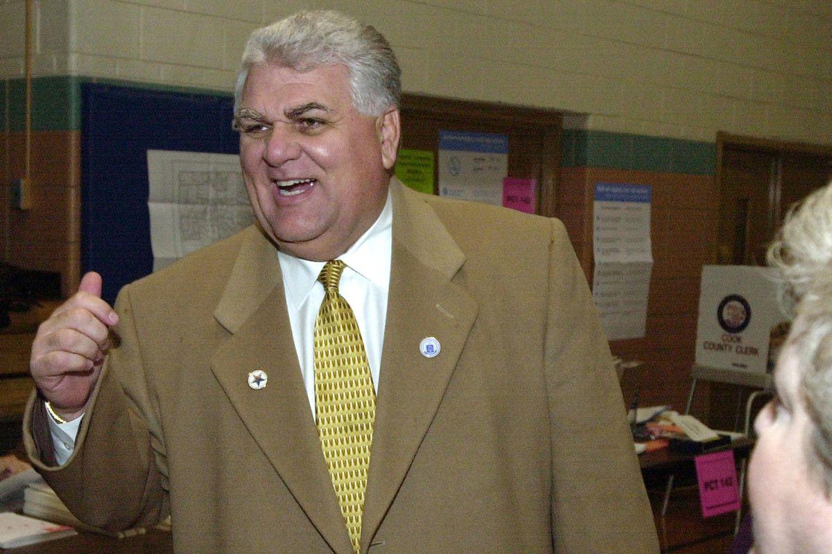 Melrose Park Mayor Ron Serpico
