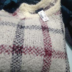 Theory sweater, $150.50