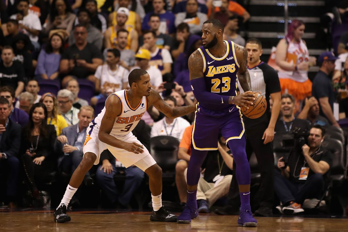 super cute 68a15 a3bf2 Lakers trade rumors: Here's why L.A. should trade for Trevor ...