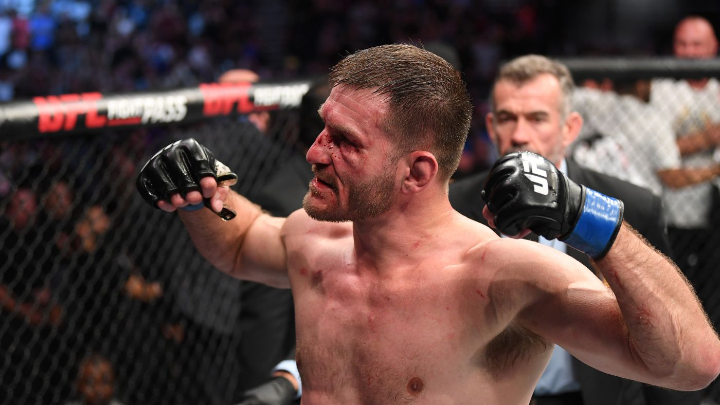 UFC 241 results: Stipe Miocic gets revenge, scores come-from-behind stoppage of Daniel Cormier