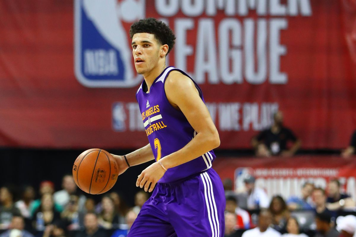 81ee1eb546a Lonzo Ball Summer League MVP - Bruins Nation