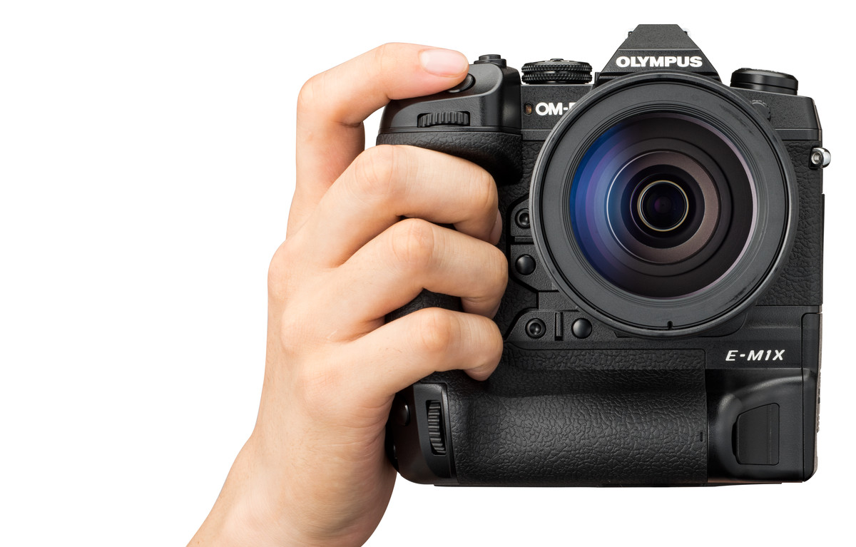 Olympus Sticks With Micro Four Thirds For New Om D E M1x
