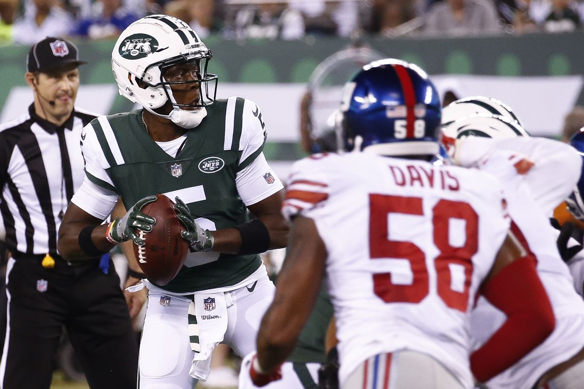 meet 1dda8 0cf2e Teddy Bridgewater trade: Saints acquire QB from Jets - Canal ...