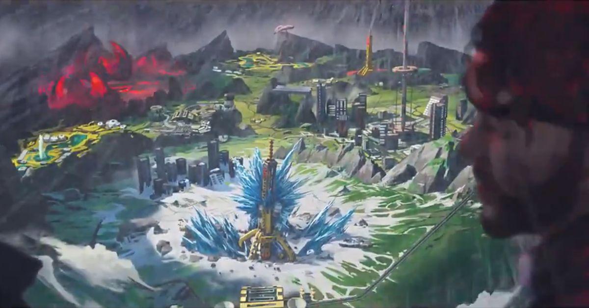 Apex Legends map and rejoin exploit ban