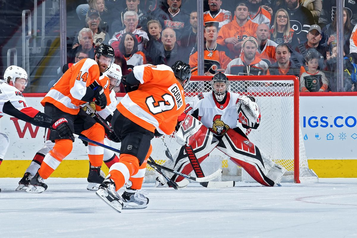 Philadelphia Flyers on the trade block: Radko Gudas