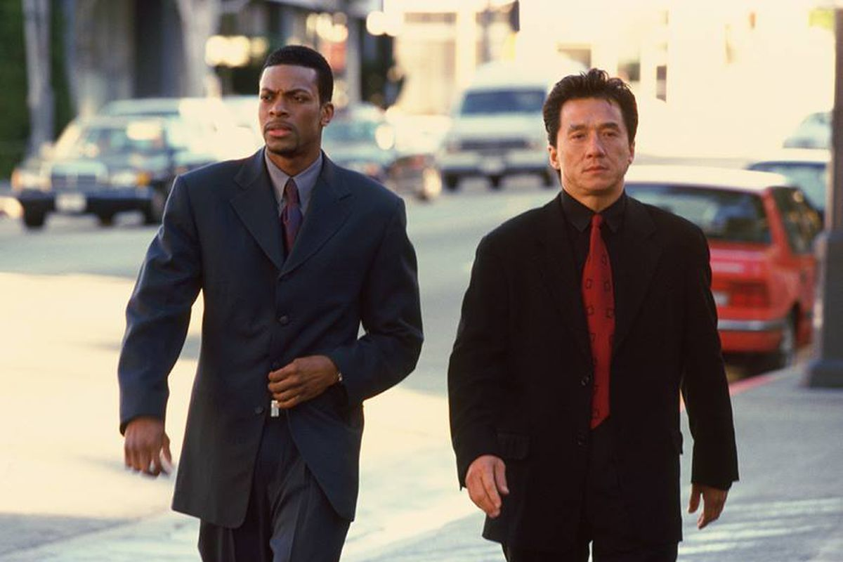 Jackie Chan to start Rush Hour 4!