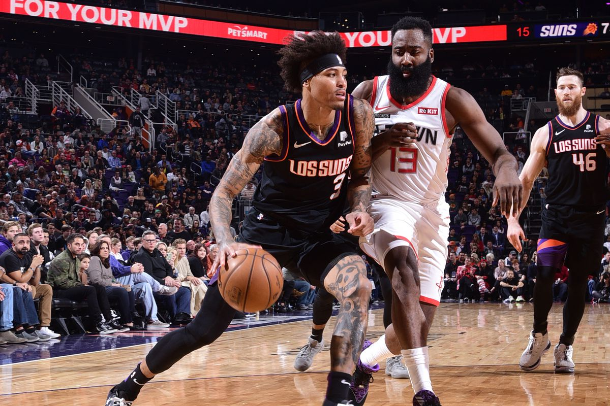Houston Rockets vs. Phoenix Suns game preview - The Dream ...
