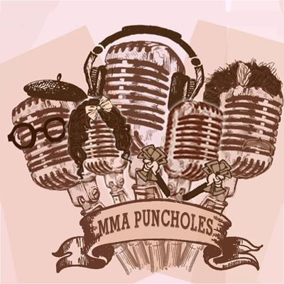 The MMA Puncholes, Nate Wilcox, Alexei Auld, Eugene Robinson, John Nash, Stephie Haynes
