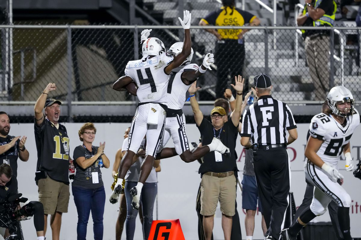 COLLEGE FOOTBALL: OCT 22 Memphis at UCF