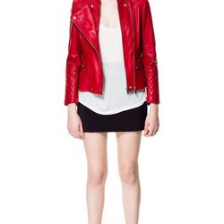 """<strong>Zara</strong> Combination Quilted Jacket, <a href=""""http://www.zara.com/webapp/wcs/stores/servlet/product/us/en/zara-nam-S2013/358002/1049144/COMBINATION%20QUILTED%20JACKET"""">$299</a>"""
