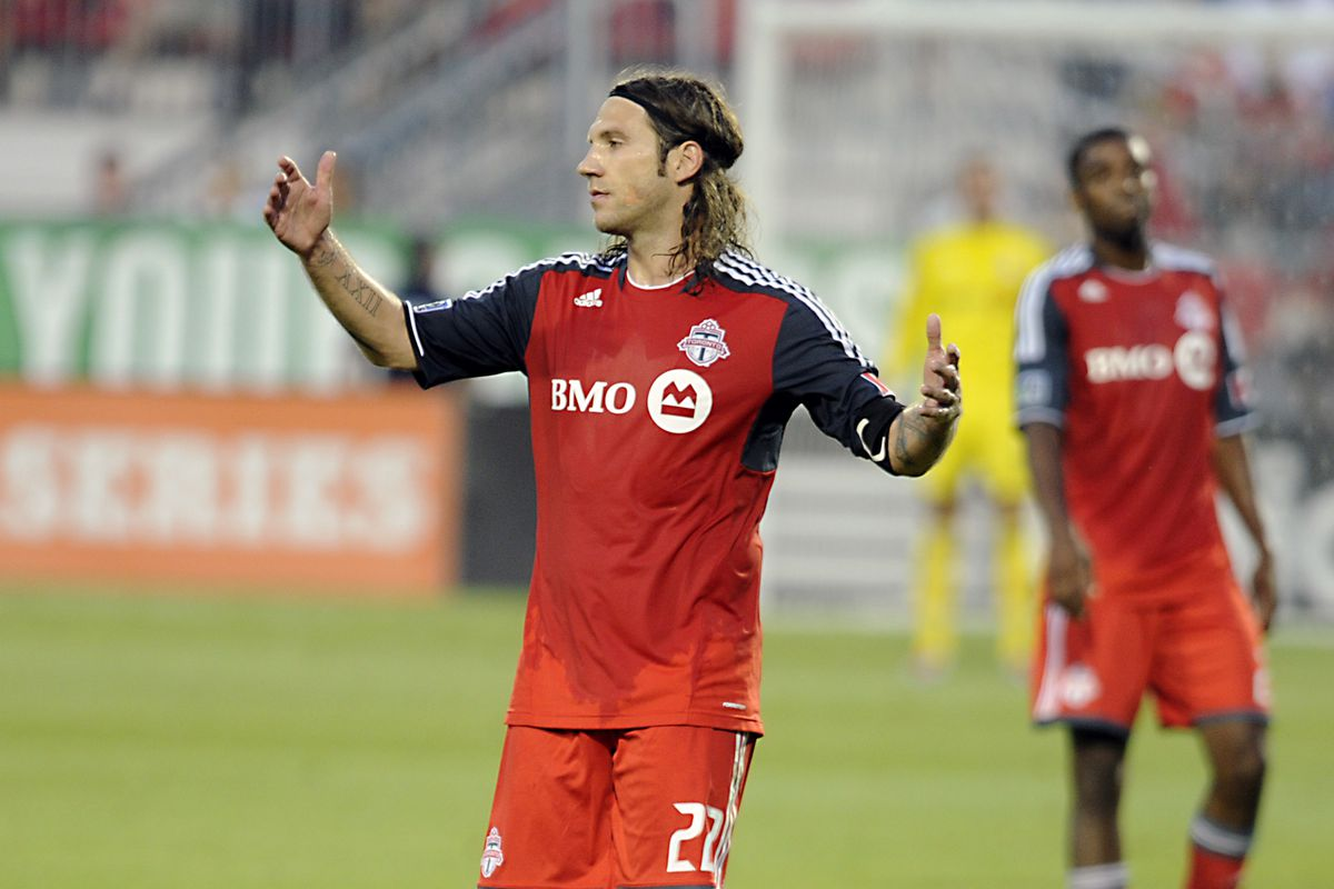 Got another 25-30 games left in those legs?  TFC might need it.
