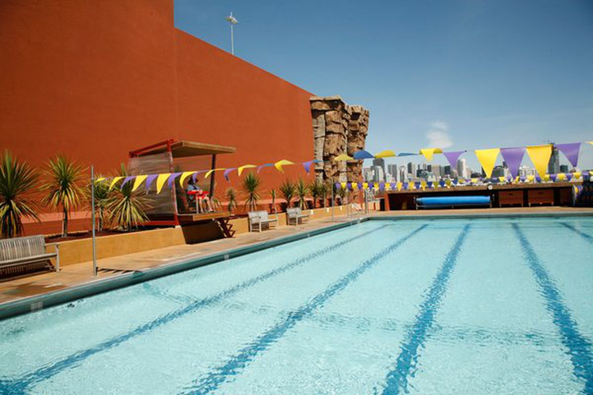 Six Beautiful San Francisco Pools For Swimming In The New Year Racked Sf