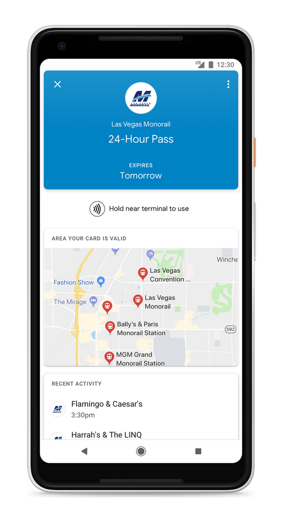 Google Pay now handles transit tickets - The Verge
