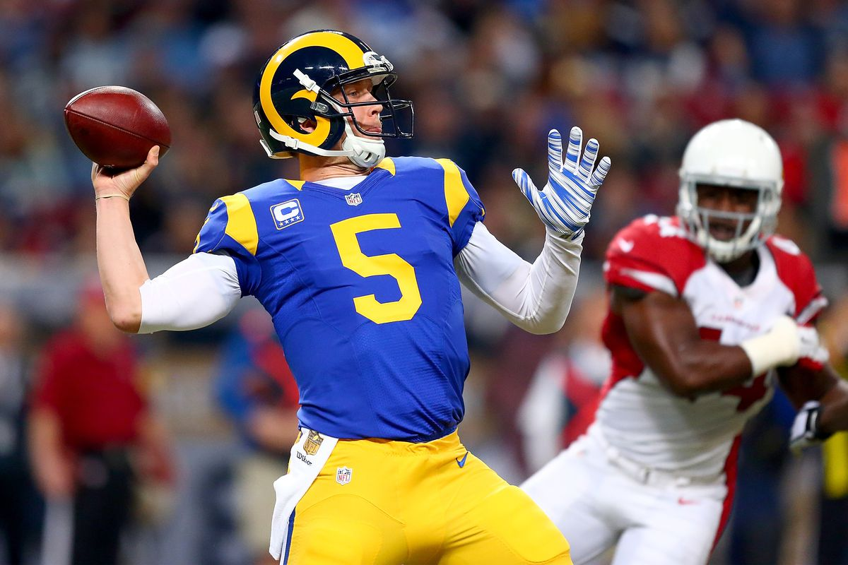 Image result for nick foles rams