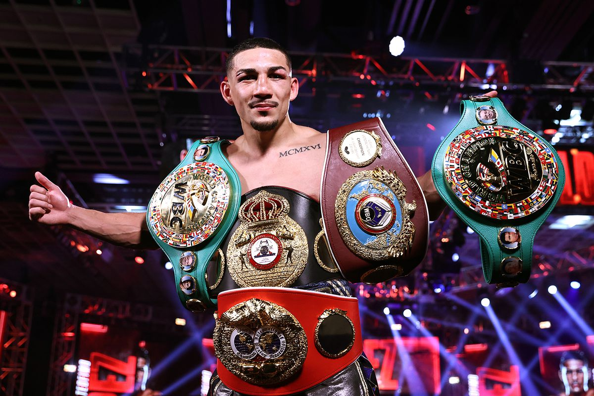 Teofimo Lopez will headline Triller PPV against Kambosos, likely in May -  Bad Left Hook