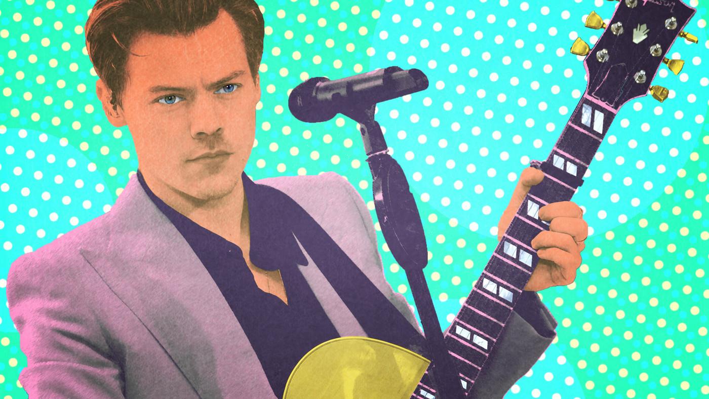 Harry Styles, the Last Aspiring Rock Star - The Ringer