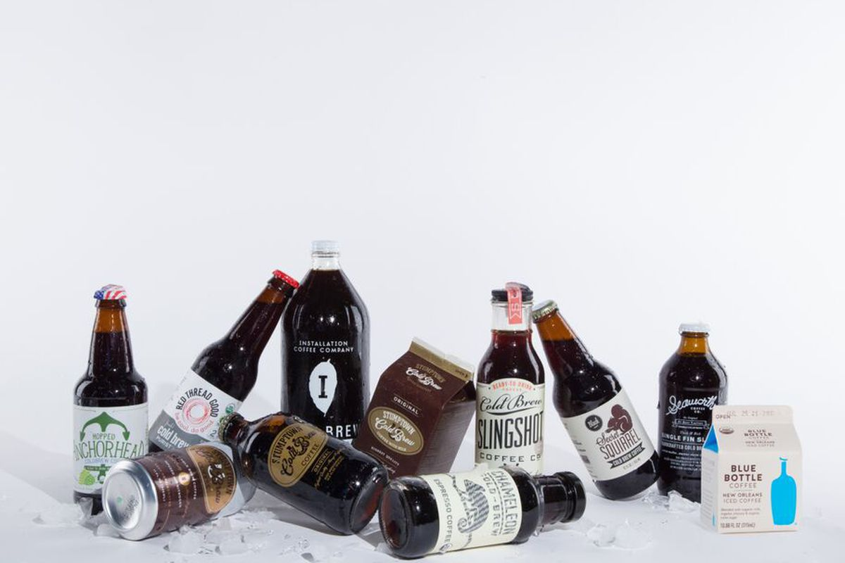 These cold brews rock.
