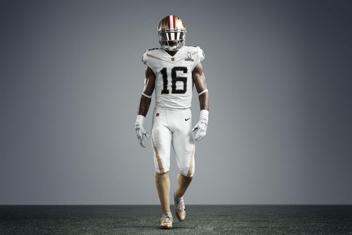 Pro Bowl uniforms unveiled with 49ers version - Niners Nation ae0b504cb
