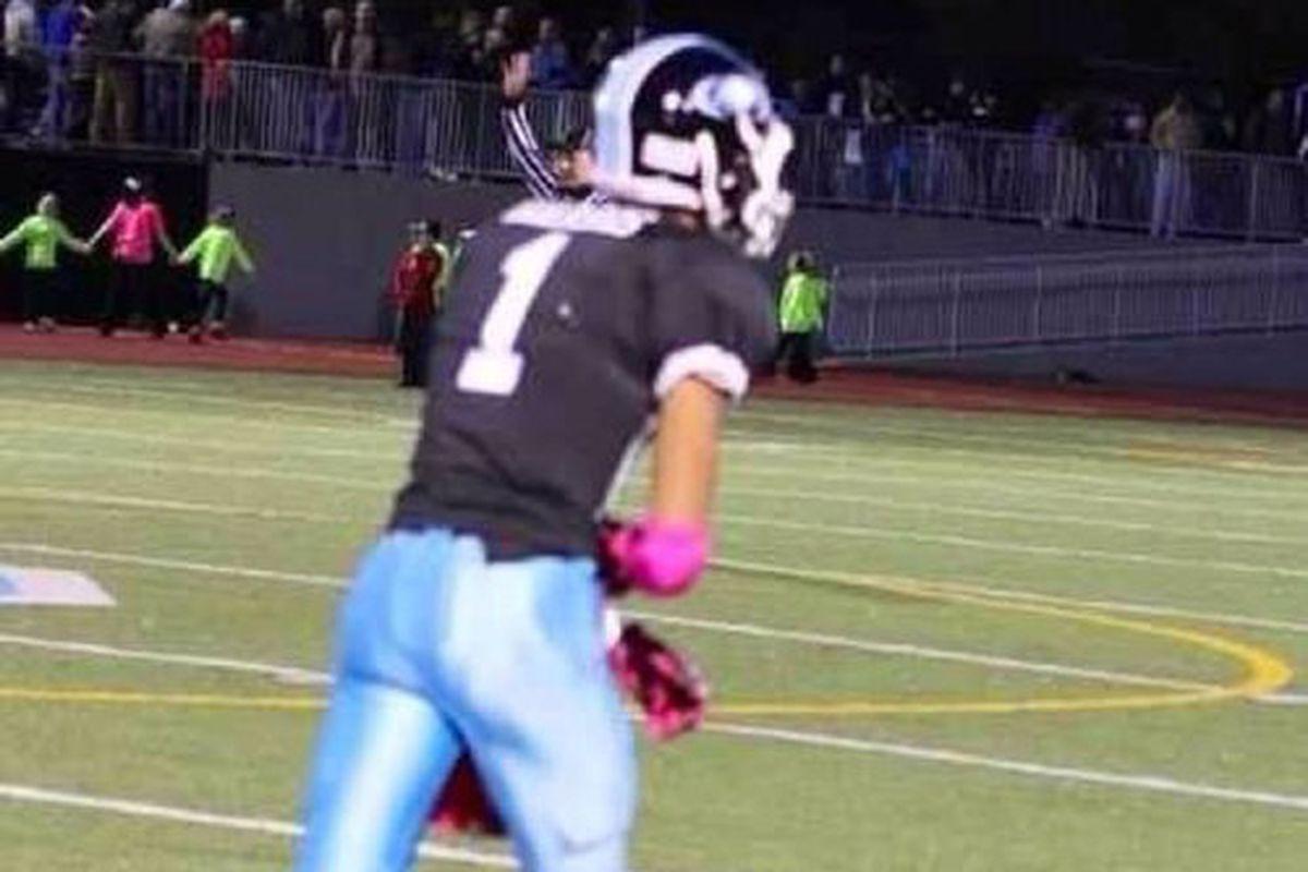 Drake Harris, Michigan State commit, plans to stick to football.
