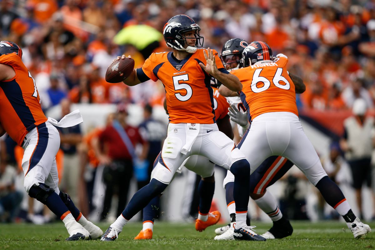 11 things we learned after the Denver Broncos' 16-14 loss to the Bears