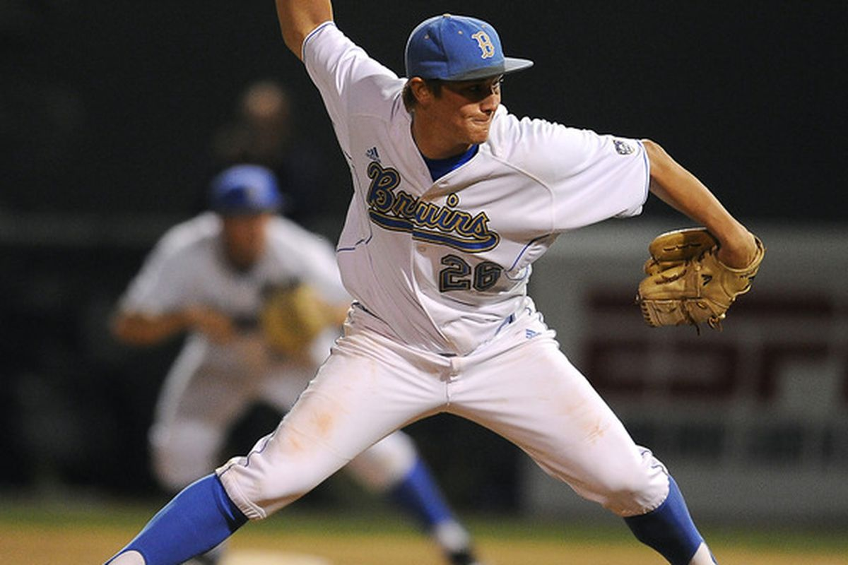 The bullpen could be the difference for UCLA