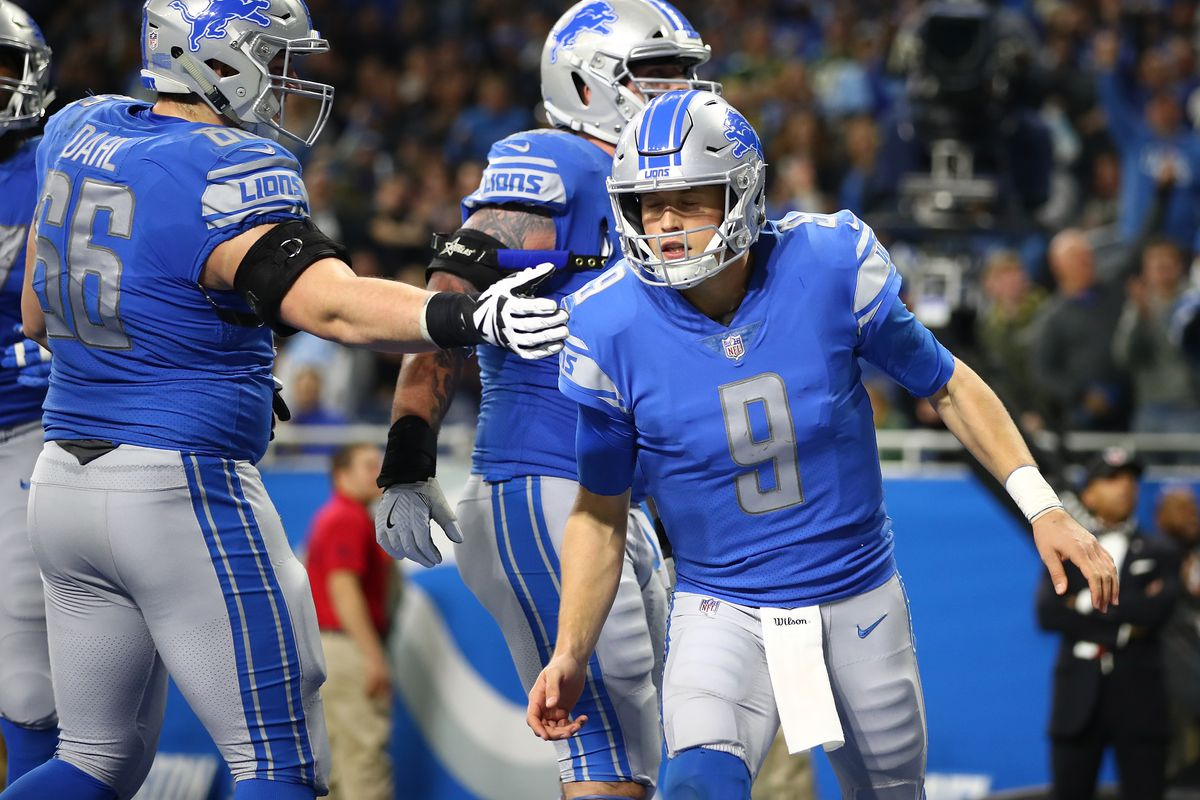 Lions 2018 schedule  game by game predictions - Pride Of Detroit 846f541c8